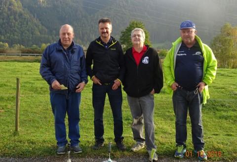 Straßen- Stocksport Turnier in Pernegg
