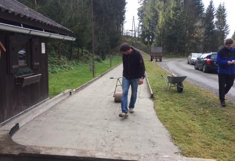 Eisbahnservice 2016