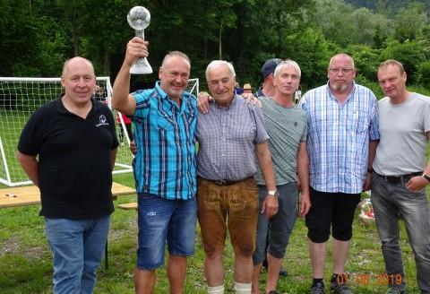 Straßenstockturnier in Mautstatt
